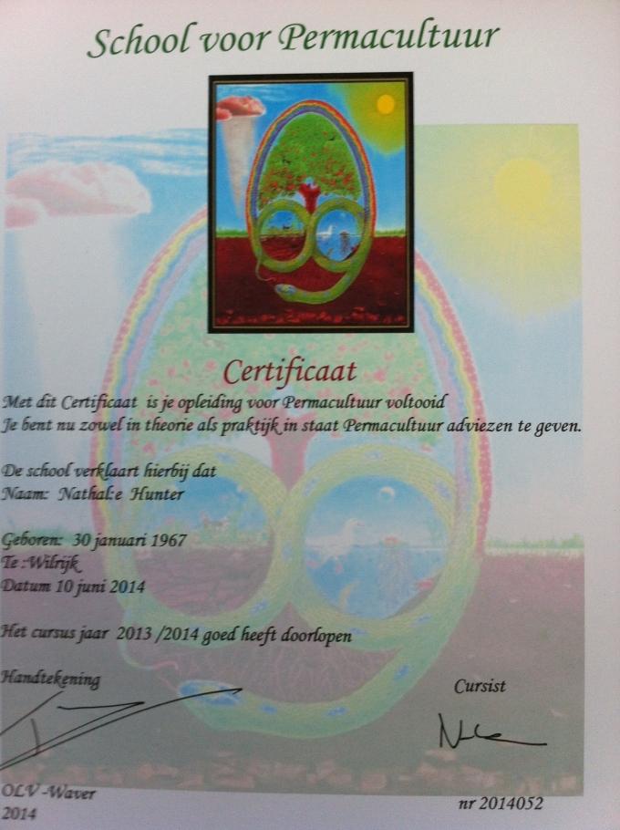 permaculture designer, master herbalist & encausticpainting